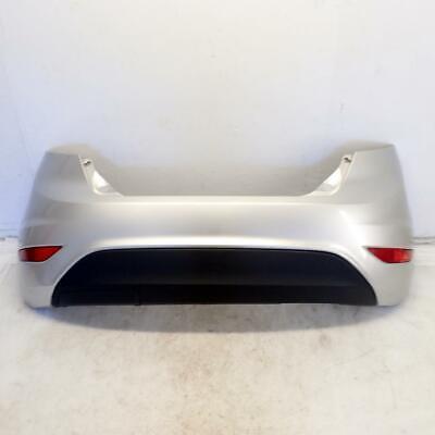 Bumper Rear Moondust Silver (Ref.1148) Ford Fiesta MK7 1.25