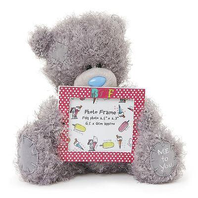 "Me to You - 7"" BFF Plush & Photo Frame Gift - Tatty Teddy Bear"