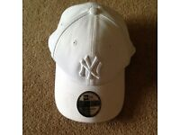 NY thirty nine thirty cap