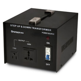 Step up & Step Down Transformer