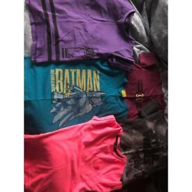 Boys T-shirt's