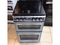 ***NEW New World 55cm wide gas cooker for SALE with 1 year guarantee***