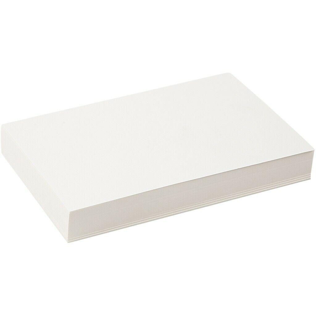 artdee Aquarellpapier , weiß, DIN A3, 300 g/m² - 100 Blatt