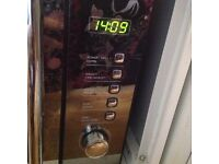 Breville Microwave with Grill in good working condition