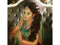 Hair & Makeup artist specialising in Bridal , Proms & Engagements.Birmingham Area. WEST MIDS