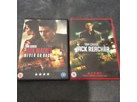 Jack reacher 1&2