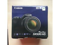Brand new camera for sale - Canon SX530 HS