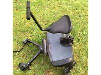 Bumprider & Sit Pushchair stroller/buggy board used twice
