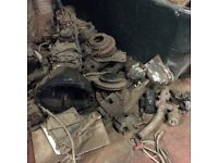 Gearbox for Isuzu 3 litre