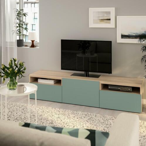 Tv Meubel Break.Wit Tv Meubel Ikea لم يسبق له مثيل الصور Tier3 Xyz