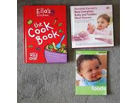 Baby Weaning Book Bundle