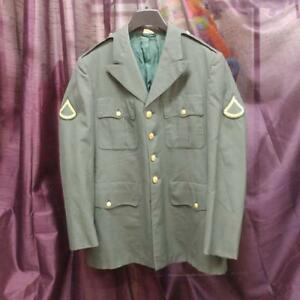 US Army Jacket Size 40 Long - Online Auction