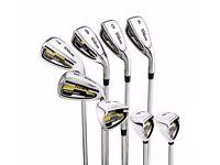 Wilson Prostaff LCG Full set of Golf clubs and bag.
