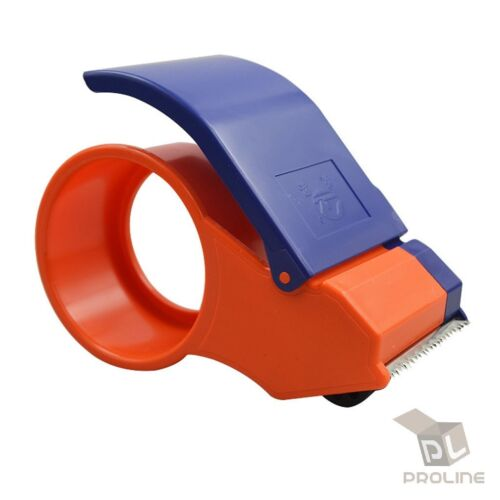 """Portable Tape Dispenser Packing Packaging Sealing Cutter Heavy Duty 3"""" Inch"""