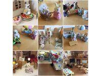 Sylvanian Families - bundle or individual sets for sale!!!