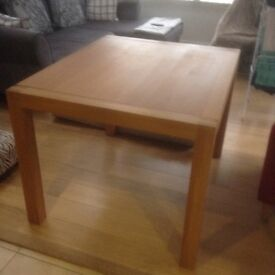 Oak Dining Table, Excellent Condition