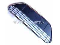 FORD FOCUS 2008-2011 FRONT BUMPER CENTRE GRILLE WITH CHROME FRAME NEW HIGH QUALITY FREE DELIVERY