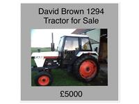 Case Tractor 1294