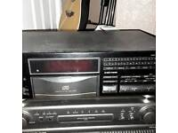 Pioneer PD 8700 stable platter CD player and Remote.