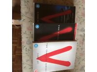 'V' CULT TV SERIES ENTIRE COLLECTION DVD BOXSETS- LIKE NEW