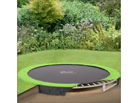 12 foot in-ground Plum trampoline NEW