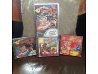 the Singing Kettle cds and DVD