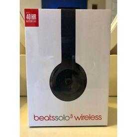 Beats Solo3 Wireless (Brand New, Sealed)
