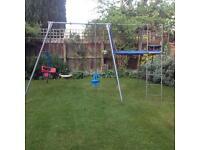 TP outdoor activity swings/ladders