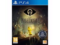 Little Nightmares PS4 - In very good condition £12