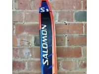Pair of Salomon PR8 Skis Force 9