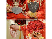 Wedding photographer. Muslim weddings Specialist. Female service, great prices. 5+ years experience.