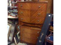 Vintafe chest of drawes