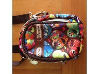 Le Sport Sac - Purse / Bum Bag / Small Shoulder Bag. Muppets Collaboration