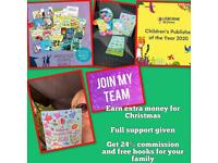 Start Your Own Children's Bookshop From Home