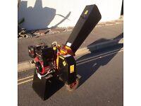 Apache Bio555A Petrol Chipper & Shredder