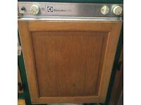 Electrolux 3-way fridge