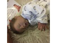Baby reborn could be used as a girl also a boy