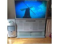 Rear projection tv