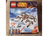 Lego 75049 snowspeeder retired set