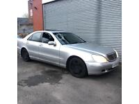 Mercedes S320 S Class W220 - Open To Offers