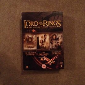 Lord of the Rings Trilogy boxset
