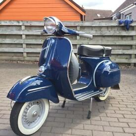 VINTAGE PIAGGIO VESPA GT (1968) SCOOTER 180cc | in Broughty Ferry