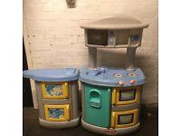 Little tikes children's play kitchen
