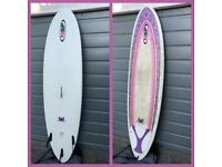 NSP Surf Betty 6'8 Surfboard