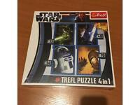 Star Wars Jigsaw set