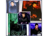 Angel DVD collection - Complete season 1 to 5