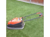 Flymo lawnmower, only selling due to artificial grass
