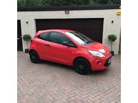 2009 Ford Ka 1.2 Studio, Just 59k MILES! Immaculate, 1Yr MOT, Serviced, FSH, £30 Tax, Fiat 500