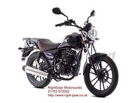 *Brand New* 66 Plate Lexmoto ZSB 125. Warranty ; Free Delivery. Main dealer 10-10