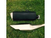 Kawasaki Ninja 300 2015 Exhaust Silencer - as new - never used £25